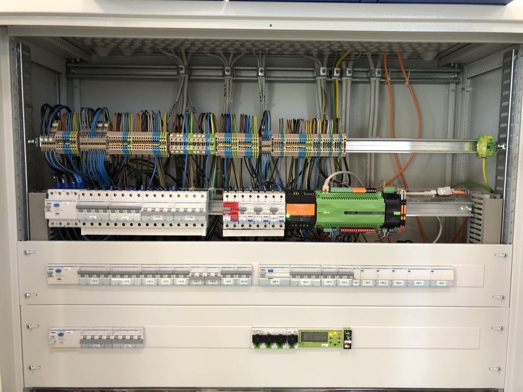 Loxone Energiemanagement