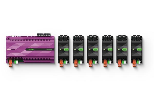 Audioserver 2 LOXONE E-Technik Pabinger